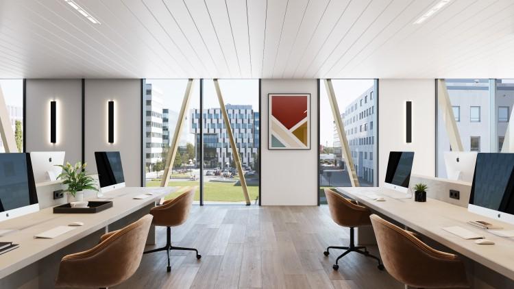 Onze beschikbare kantoorruimtes